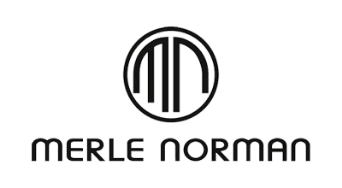Merle Norman logo with Merle Norman underneath